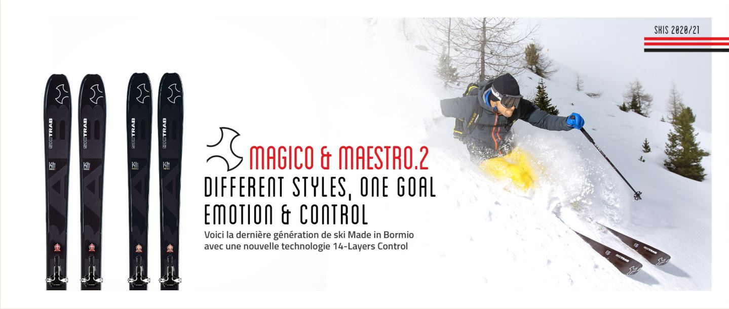 Maestro & Magico.2 Skis FR